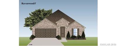Bossier City Single Family Home For Sale: 4039 False River