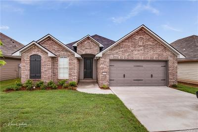 Bossier City Single Family Home For Sale: 3329 Grand Lake Drive
