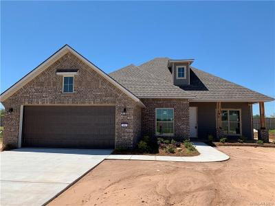 Bossier City Single Family Home Active Under Contract: 804 Abita Chase