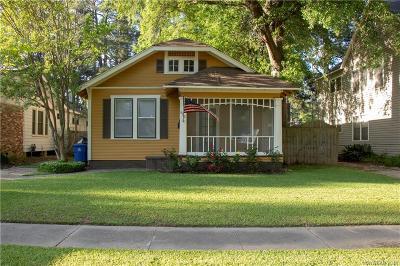 Shreveport Single Family Home For Sale: 650 Rutherford Street