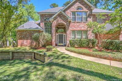 Benton Single Family Home For Sale: 4940 Old Oak Drive