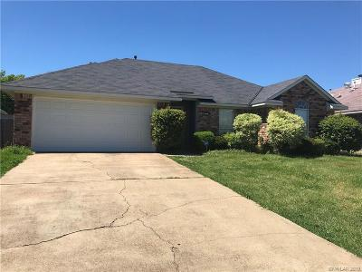 Bossier City Single Family Home For Sale: 1418 Winchester Drive