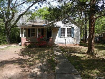 Single Family Home For Sale: 716 W Church Street