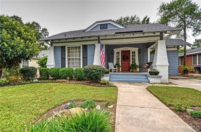 Shreveport Single Family Home For Sale: 643 Dudley Drive