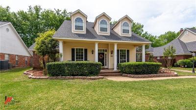 Bossier City Single Family Home For Sale: 520 Wedgewood Drive