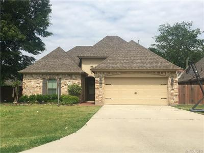 Benton Single Family Home Active Under Contract: 3929 Le Brooke Lane