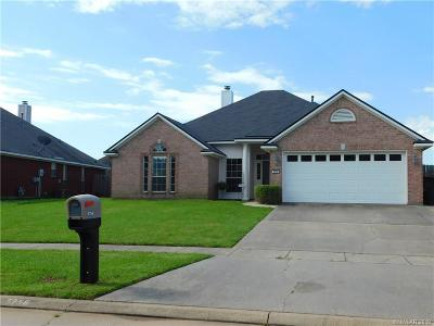 Bossier City Single Family Home For Sale: 5756 Gold Crest Drive