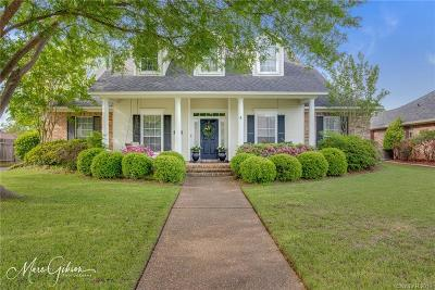 Bossier City Single Family Home For Sale: 118 Summit Drive