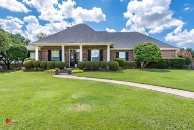 Bossier City LA Single Family Home For Sale: $328,000