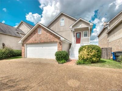 Shreveport Single Family Home For Sale: 5741 S Lakeshore Drive