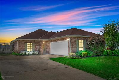 Minden Single Family Home For Sale: 1022 Country Club Circle