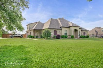 Benton Single Family Home For Sale: 5066 Linton Cutoff Road