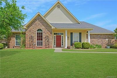 Bossier City LA Single Family Home For Sale: $314,900