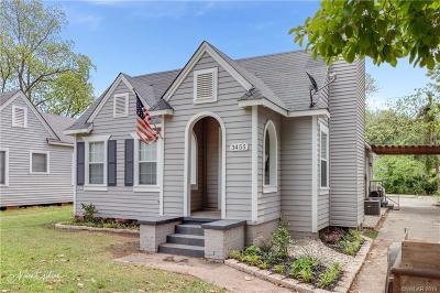 Shreveport Single Family Home For Sale: 3455 Johnette Street