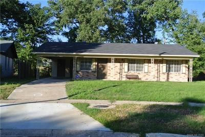 Shreveport Single Family Home For Sale: 602 Darinda Lane