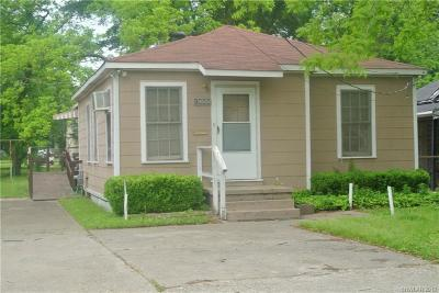 Shreveport Single Family Home For Sale: 1956 Earl Street