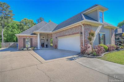 Haughton Single Family Home For Sale: 308 Blue Fox
