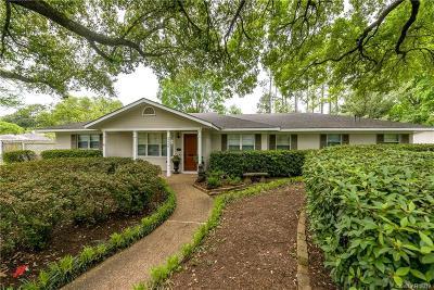 Shreveport Single Family Home For Sale: 2060 River Road