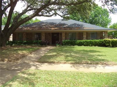 Shreveport Single Family Home For Sale: 7333 Montclair Drive