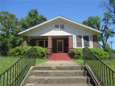 Shreveport Single Family Home For Sale: 702 Linden Street