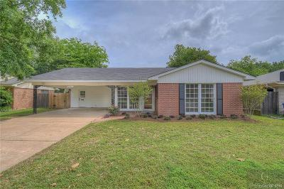 Shreveport Single Family Home For Sale: 2705 Knight Street