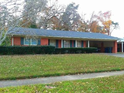 Shreveport Single Family Home For Sale: 2610 Parham Drive