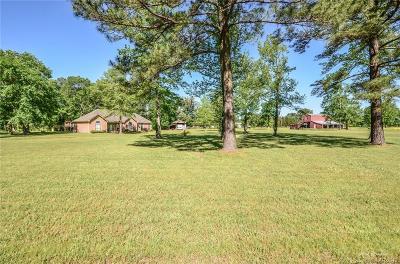 Desoto Parish Single Family Home For Sale: 15040 Johns Road