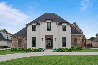 Shreveport Single Family Home For Sale: 434 Oakwood Trace Court