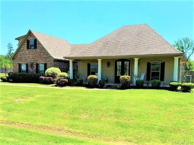 Haughton Single Family Home For Sale: 2828 Sunrise Point