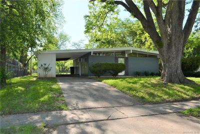 Bossier City Single Family Home For Sale: 1802 Alison Avenue
