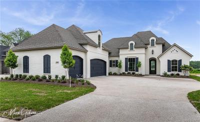 Bossier City Single Family Home For Sale: 601 Dumaine Drive
