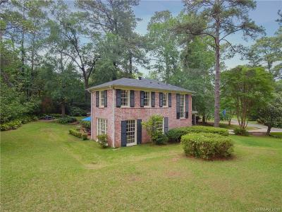 Shreveport Single Family Home For Sale: 7130 Eastridge Drive