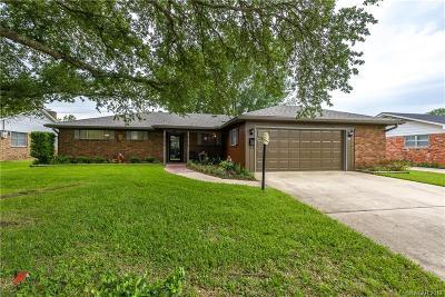 Broadmoor Terrace Single Family Home For Sale: 6134 Kathy Lane