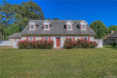 Haughton Single Family Home For Sale: 102 Country Lane