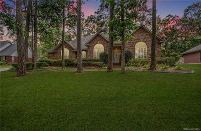 Benton Single Family Home For Sale: 4935 Old Oak Drive