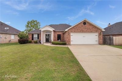 Bossier City Single Family Home For Sale: 508 Columbia