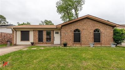 Bossier City Single Family Home For Sale: 3987 Stuart