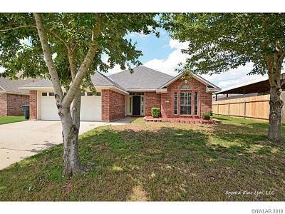 Bossier City Single Family Home For Sale: 6015 Jason Street