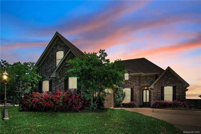 Haughton Single Family Home For Sale: 437 Dogwood South Lane