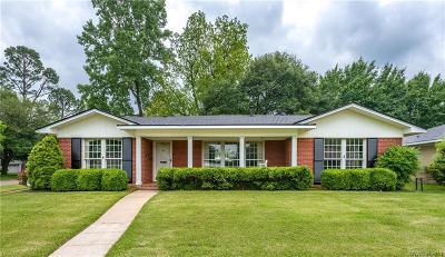 Clingman Park, Clingman Park Broadmoor Single Family Home For Sale: 451 Arthur