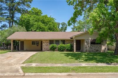 Bossier City Single Family Home For Sale: 3205 Impala Drive