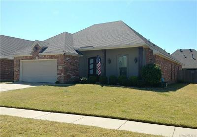 Bossier City Single Family Home For Sale: 303 Camelback Drive