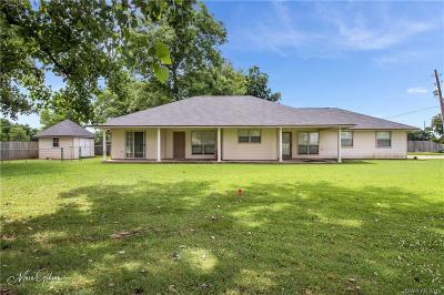 Bossier City Single Family Home For Sale: 5432 Benton Road