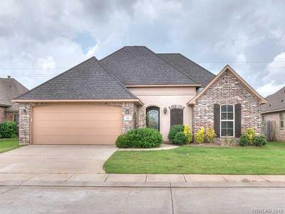 Bossier City Single Family Home For Sale: 522 Antietam Drive