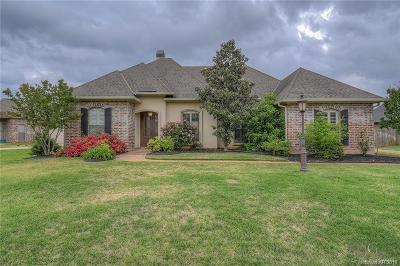 Bossier City Single Family Home For Sale: 111 Horseguards Avenue