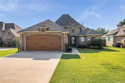 Bossier City Single Family Home For Sale: 972 Maize Street