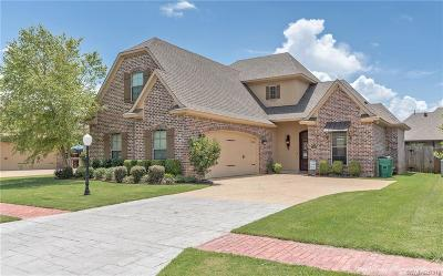 Bossier City Single Family Home For Sale: 785 Dumaine Drive