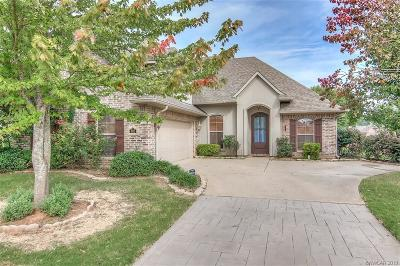 Bossier City Single Family Home For Sale: 802 Dumaine Drive