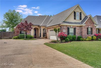 Bossier City Single Family Home For Sale: 414 Half Moon Lane