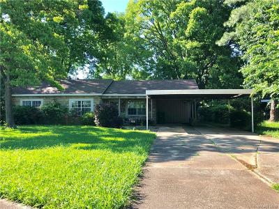 Bossier City Single Family Home For Sale: 105 Lincoln Drive